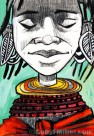 Letters: A Turkana Woman
